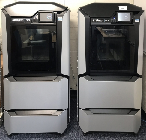 Photo of Stratasys 3D Printer
