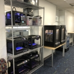 Photo of 3D Printers in Tompkins