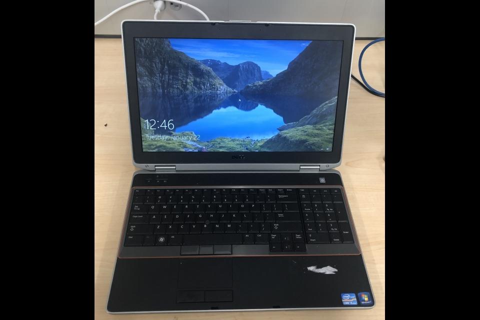 Photo of Dell Latitude E6520
