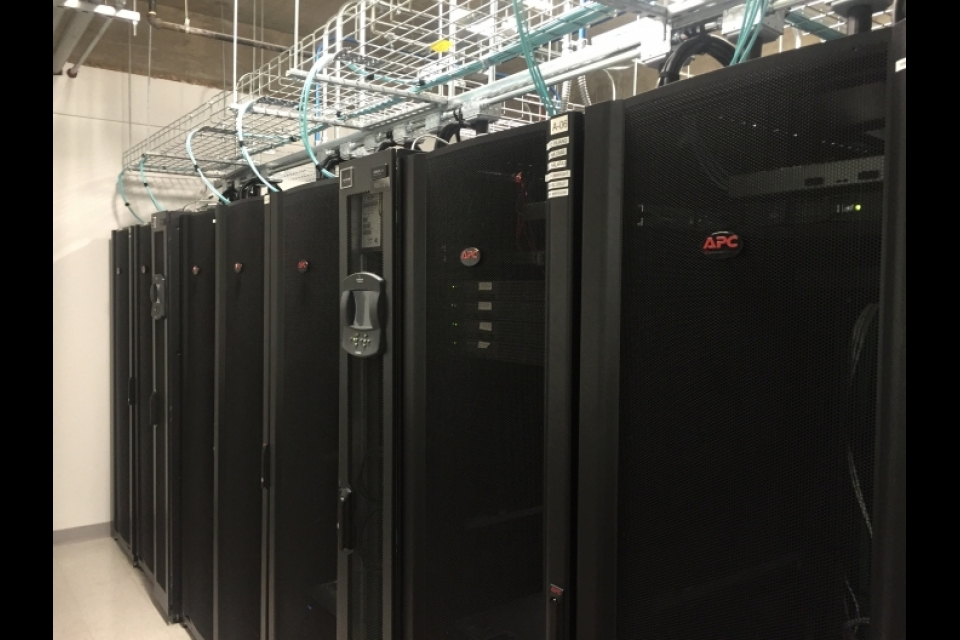 Server Room 1