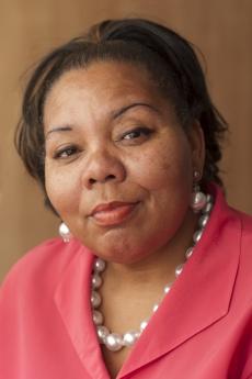 Headshot of Service Desk Supervisor Brigitte Comer