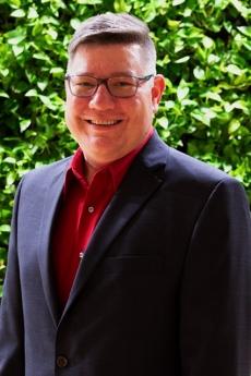 Headshot of Assistant Director Jason Hurlburt
